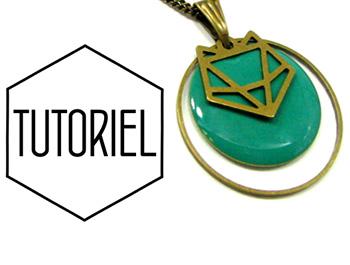 tutoriel création collier