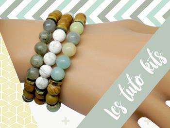 créer un bracelet en perles