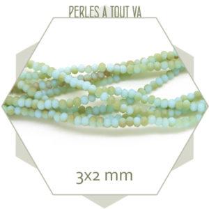 Grossiste matériel perles verre