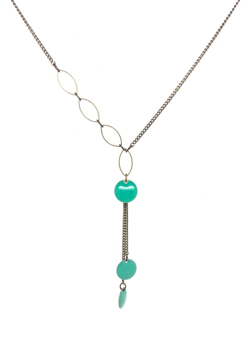 idée bijoux collier diy