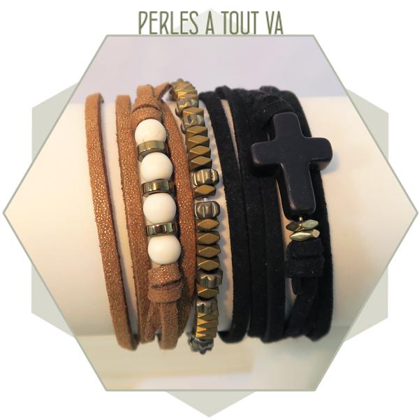 Modèle bracelets DIY