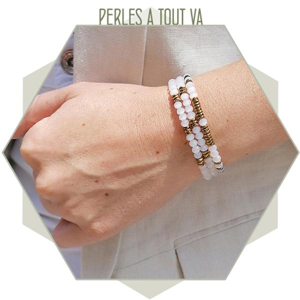 Modèle création bracelet DIY