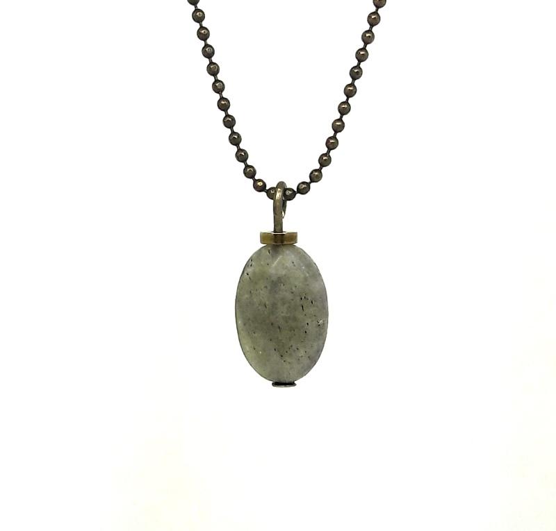 pendentif pierre naturelle