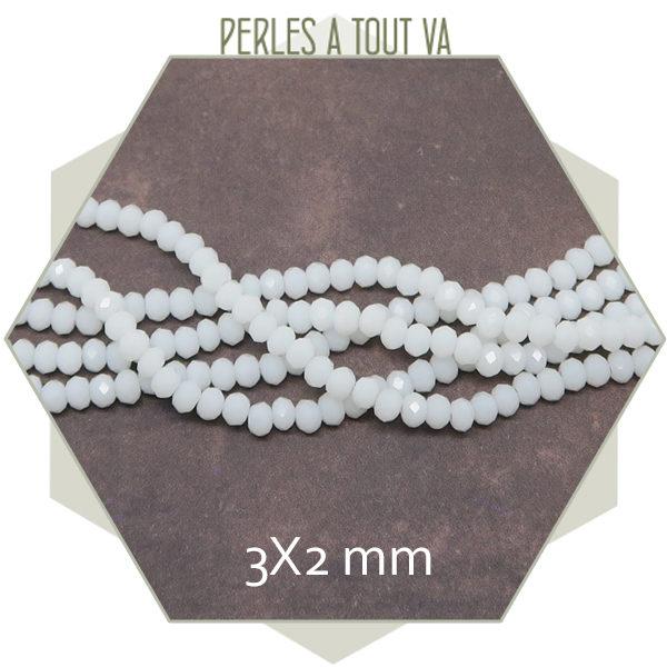 perles blanche en gros