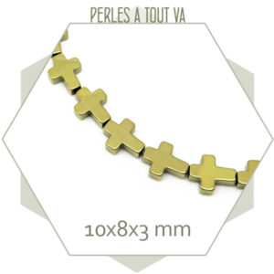 grossiste perles croix