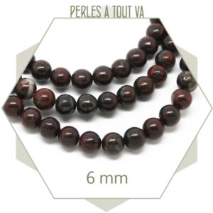 perles pierre naturelle