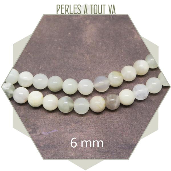 perles pierre de lune