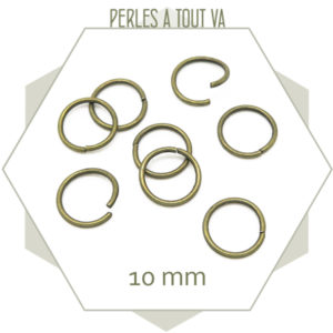 anneau jonction création bijoux