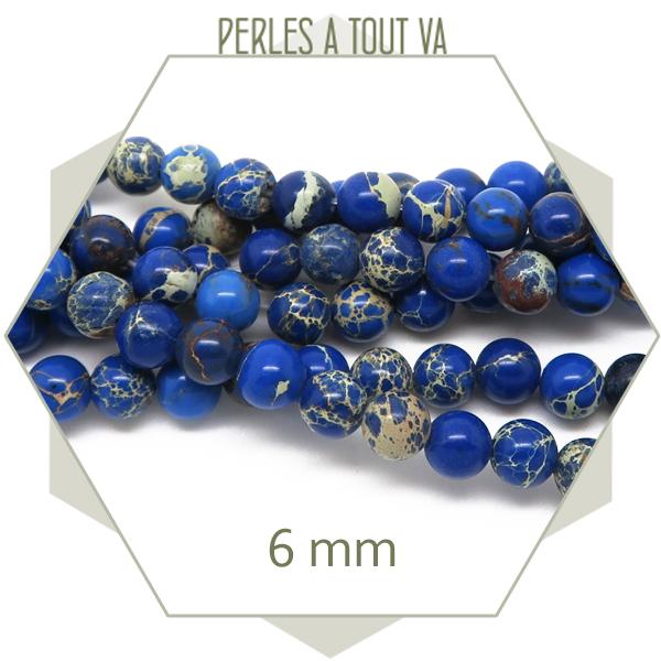 perles en pierre naturelle régalite