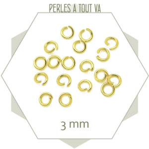 lot anneau ouvert pour bijoux