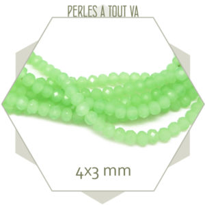 grossiste perles donut en verre