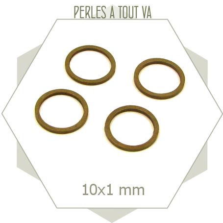 anneaux bronze