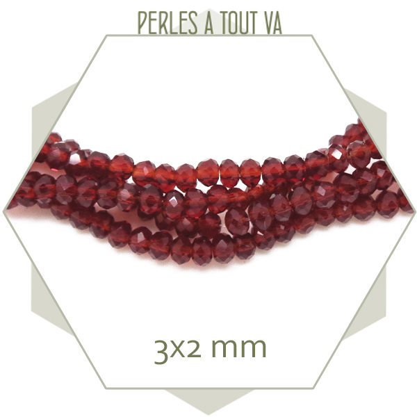 Grossiste perles à facettes