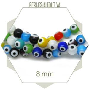 Boutique perle oeil turc