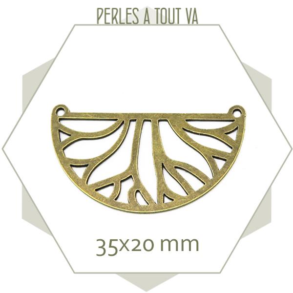 vente connecteur bronze inédit
