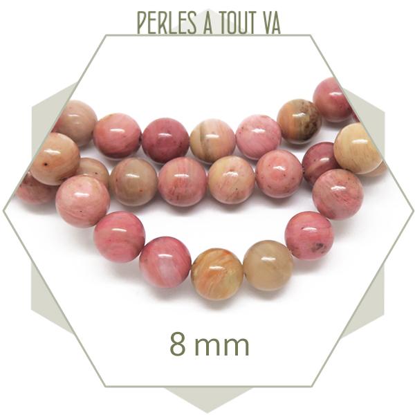 Grossiste perles pierres naturelles