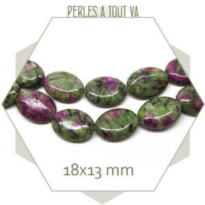 Perle en pierre naturelle en gros