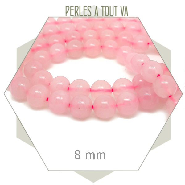 grossiste perles rondes 8mm