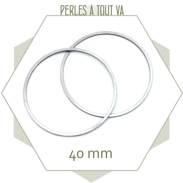grossiste anneaux ronds