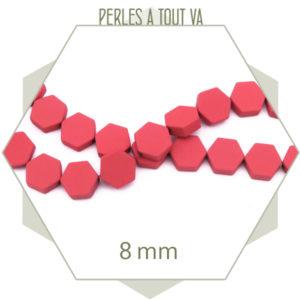 fournisseur perles hématite colorées