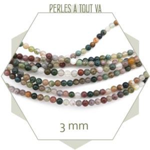 perles agate indienne