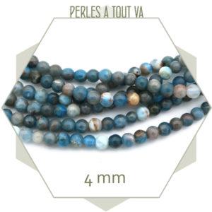 vente en gros de perles apatite