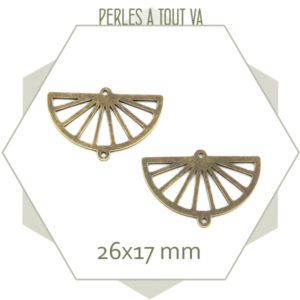 fournisseur connecteur demi-cercle bronze