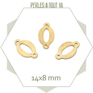 Connecteur ovale en gros