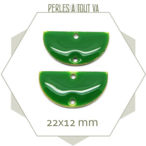 fournisseur connecteur émaillé bijoux
