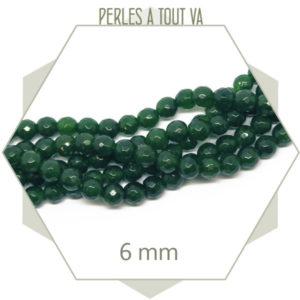 fournisseur perle jade facettes