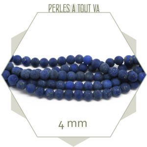 grossiste perles lapis lazuli
