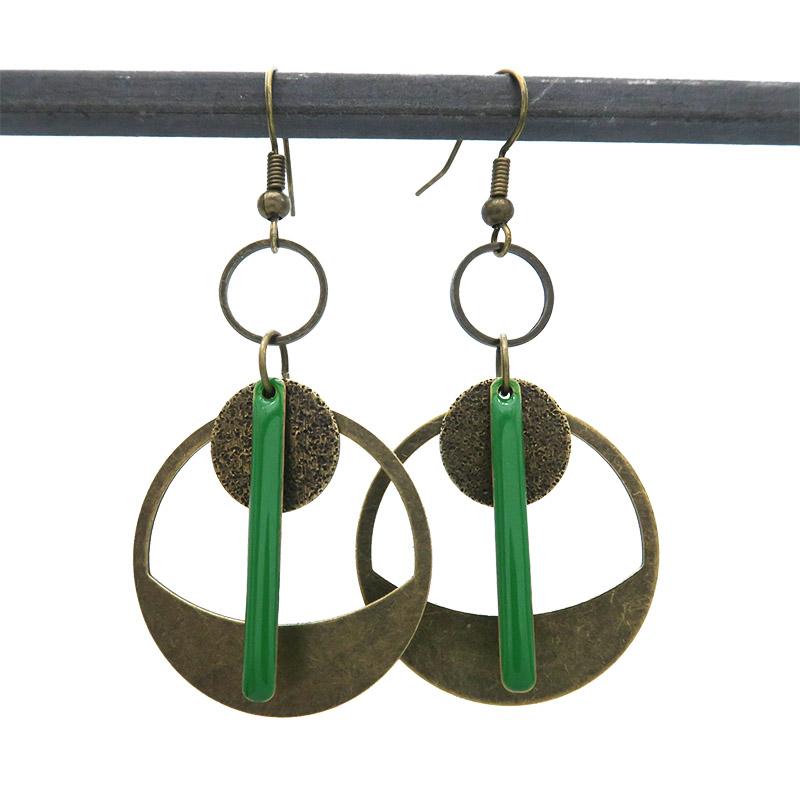 vente breloque créole bronze