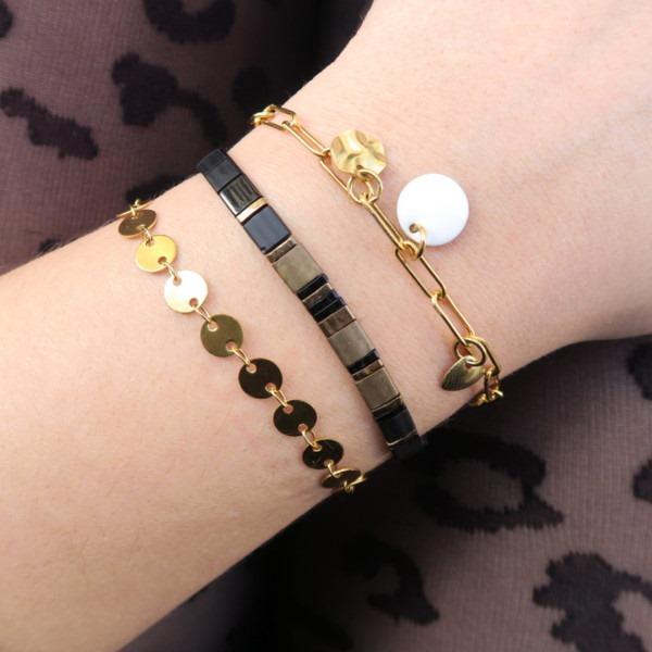 Achat materiel création bracelets