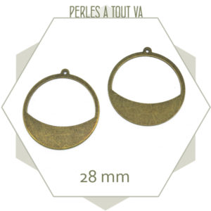 vente créole bronze