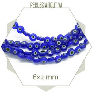 Grossiste perles oeil turc