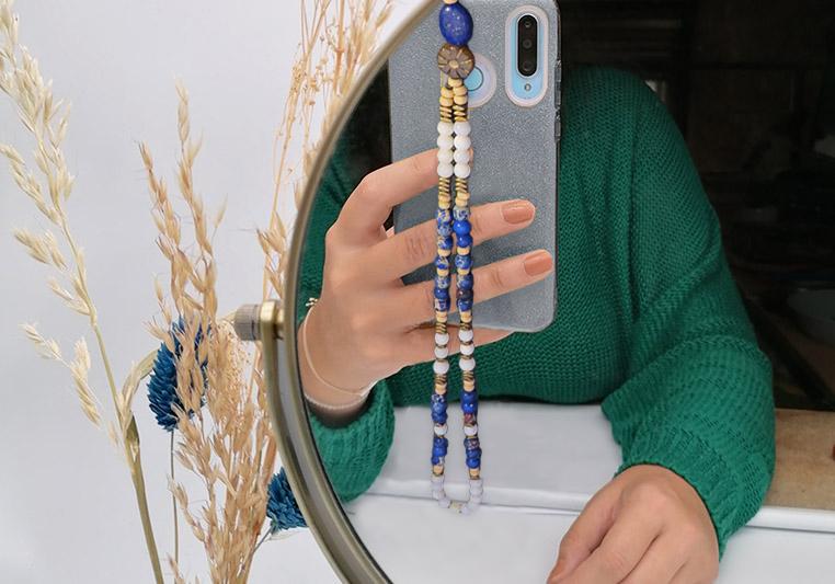 idée pour créer son cordon téléphone