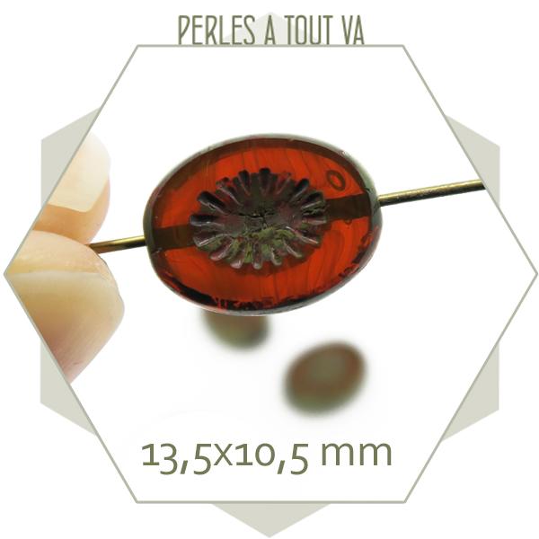 Fournisseur perles tchèque en verre