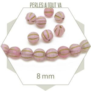 Fournisseur perles en verre