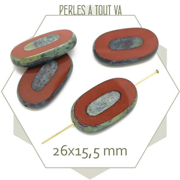 Perles tchèque pour bijoux