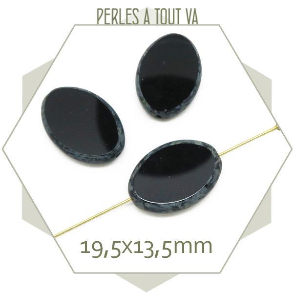 Perles tchèque pour création de bijoux