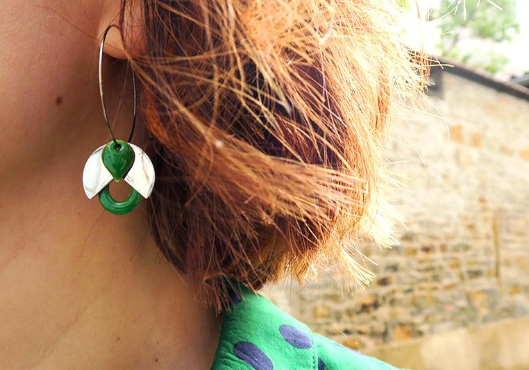 Fourniture boucles d'oreilles DIY