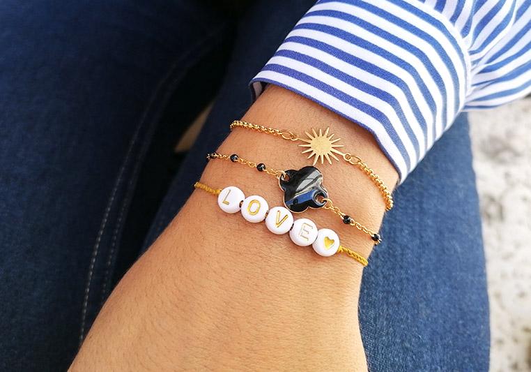 Grossiste matériel stacking bracelets