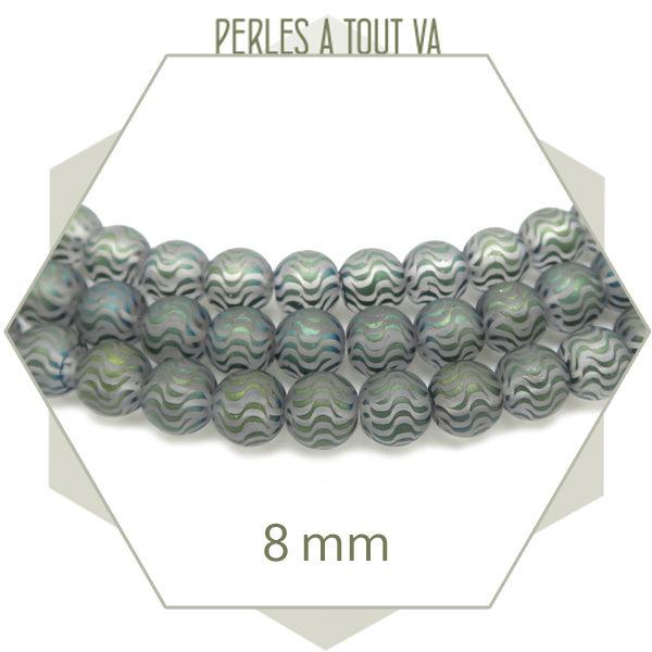 Vente en gros de perles en verre