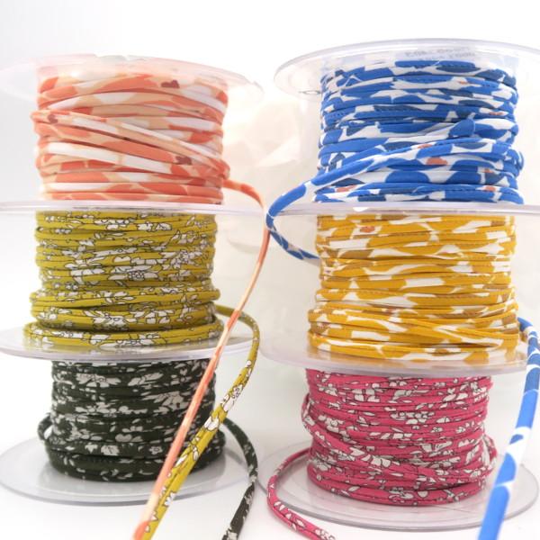 Gamme de cordons biais tissus