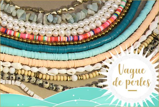 Vente perles en gros été