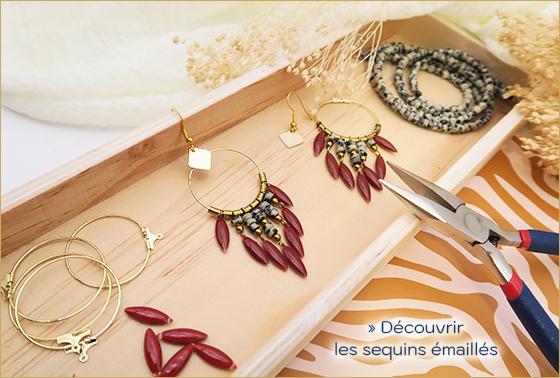 Achat matériel pour création bijoux